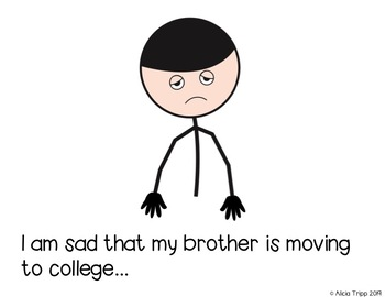 My Sibling is Moving to College: A Social Story