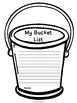My Bucket List - Summer Writing Prompt {FREE}