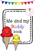 My Buddy Activity Book