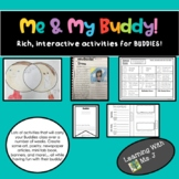 Buddies: Activities to do for Buddies