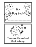 My Bug Book - Emergent Reader