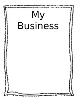 My Business Book
