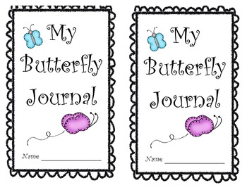 My Butterfly Journal