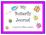 My Butterfly Journal