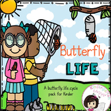 Butterfly Life (Cycle)