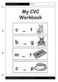 My CVC Workbook (46 pages)