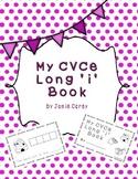 My CVCe Long 'i' Book