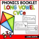 Interactive Phonics Booklet-CVCe Words