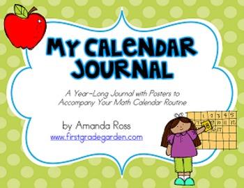 My Calendar Journal