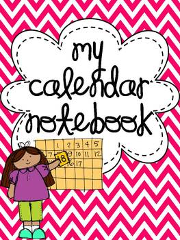 My Calendar Notebook {A Calendar Connection}