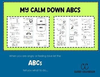 My Calm Down ABC's
