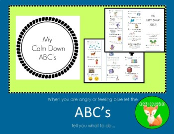My Calm Down ABC's