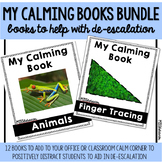 My Calming Books Bundle - 12 Books for De-Escalation
