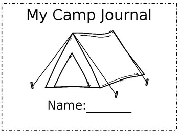My Camp Journal