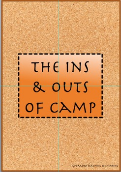 My Camp Project