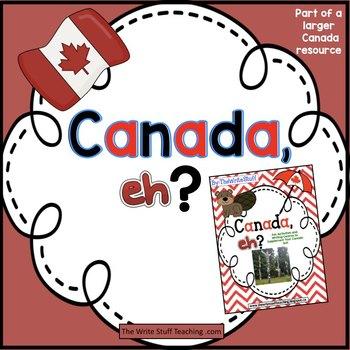 CANADA DAY {FREEBIE}  My Canada