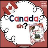 CANADA DAY Freebie