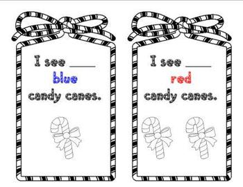 My Candy Cane Counting Book - Perfect for Christmas!