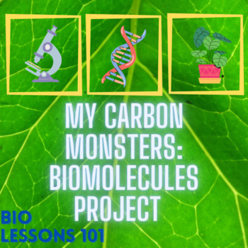 My Carbon Monsters (macromolecules project)