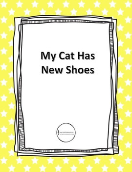 My Cat Has New Shoes