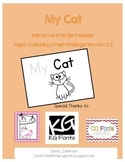 My Cat - emergent reader using Reading Street sight words
