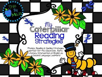 My Caterpillar Reading Strategies