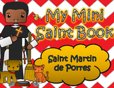 My Catholic Mini Saint Book - Saint Martin de Porres