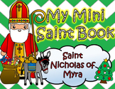 My Catholic Mini Saint Book - Saint Nicholas of Myra