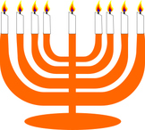 My Chanukah: Song With Piano, Lyric, Chord Sheets & Audio
