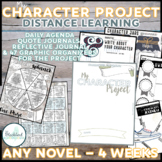 My Character Project - Distance Learning Options - Any Nov