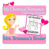My Chemical Romance: Valentine's Day + Chemistry = Colorin