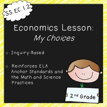 My Choices (2nd Grade, Standards Aligned)