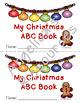 Christmas Activities : My Christmas ABC Book