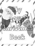 My Christmas Activity Book - Color