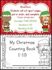 My Christmas Counting Books (Numbers 1-10 & 11-20) 2 Interactive Books