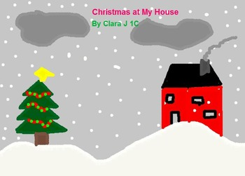 My Christmas House Computer Project