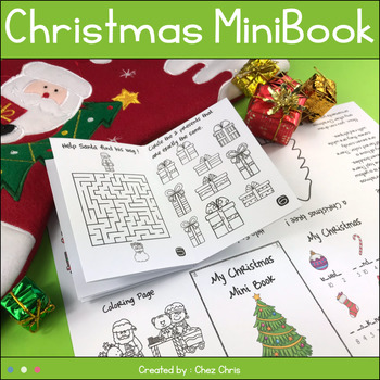 Christmas MiniBook