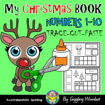 My Christmas Number Book 1-10