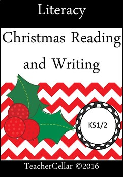 My Christmas Reading and Writing Book