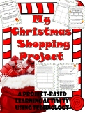 My Christmas Shopping Project- A Project-Based Math Learning Activity