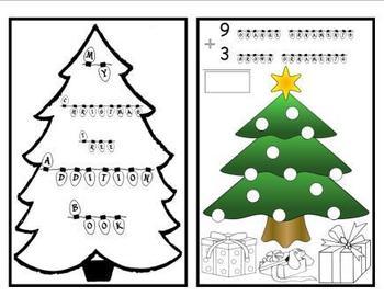 My Christmas Tree Addition Book