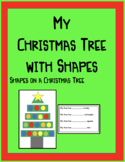 My Christmas Tree With Shapes