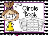 My Circle Book-EASY PREP!