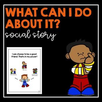 My Circle of Control- Social Story