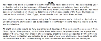 My Civilization is the Best-The River Civilizations