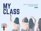 My Class (Montessori 3-Part Cards)