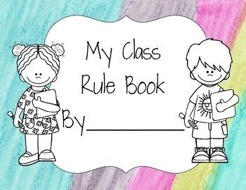 My Class Rule Book