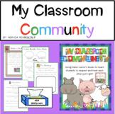 Morning Meeting: Classroom Community Books & Activities