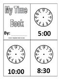 My Clock Book