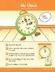 My Clock (Take It to Your Seat Centers Common Core Math)
